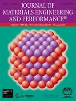 Journal of Materials Engineering and Performance 6/2008