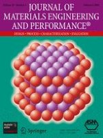 Journal of Materials Engineering and Performance 1/2009