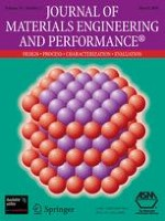 Journal of Materials Engineering and Performance 2/2009