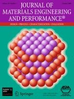 Journal of Materials Engineering and Performance 7/2009