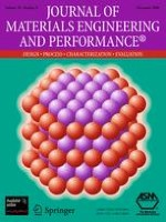 Journal of Materials Engineering and Performance 9/2009
