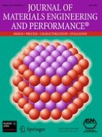 Journal of Materials Engineering and Performance 4-5/2011