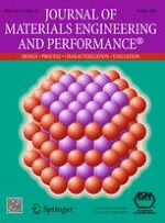 Journal of Materials Engineering and Performance 10/2012
