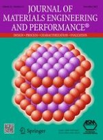 Journal of Materials Engineering and Performance 11/2012