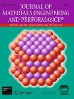 Journal of Materials Engineering and Performance 7/2012