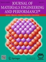 Journal of Materials Engineering and Performance 8/2012