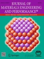 Journal of Materials Engineering and Performance 7/2013