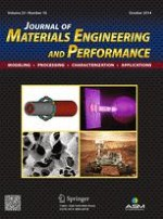 Journal of Materials Engineering and Performance 10/2014