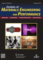 Journal of Materials Engineering and Performance 11/2014