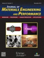 Journal of Materials Engineering and Performance 11/2015