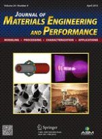 Journal of Materials Engineering and Performance 4/2015