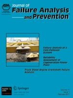 Journal of Failure Analysis and Prevention 1/2011