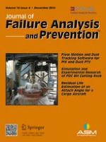 Journal of Failure Analysis and Prevention 6/2016
