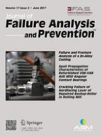 Journal of Failure Analysis and Prevention 3/2017