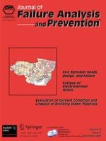Journal of Failure Analysis and Prevention 6/2009