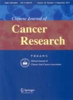 Chinese Journal of Cancer Research 3/2011