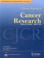 Chinese Journal of Cancer Research 1/2012