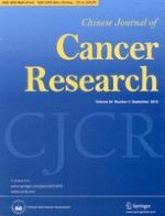 Chinese Journal of Cancer Research 3/2012
