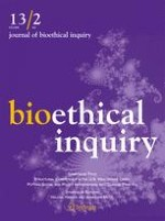 Journal of Bioethical Inquiry 2/2016