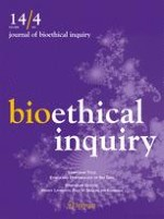 Journal of Bioethical Inquiry 4/2017