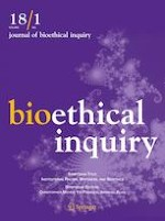 Journal of Bioethical Inquiry 1/2021