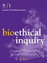 Journal of Bioethical Inquiry 1/2012