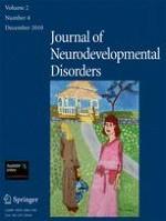 Journal of Neurodevelopmental Disorders 4/2010