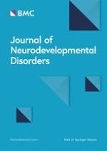 Journal of Neurodevelopmental Disorders 1/2016