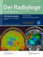 Der Radiologe 6/2017