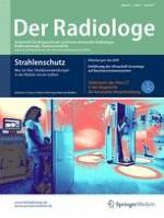 Der Radiologe 7/2017
