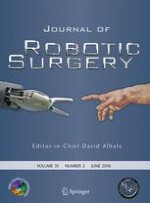 Journal of Robotic Surgery 2/2016
