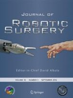 Journal of Robotic Surgery 3/2016