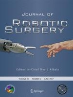 Journal of Robotic Surgery 2/2017
