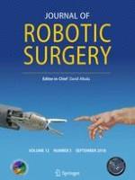 Journal of Robotic Surgery 3/2018
