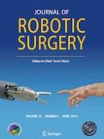 Journal of Robotic Surgery 2/2019