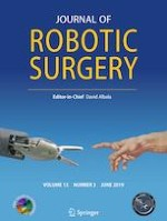 Journal of Robotic Surgery 3/2019