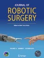 Journal of Robotic Surgery 5/2019