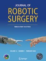 Journal of Robotic Surgery 1/2020
