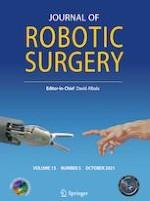 Journal of Robotic Surgery 5/2021