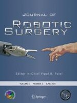 Journal of Robotic Surgery 2/2011