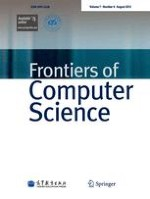 Frontiers of Computer Science 2/2021