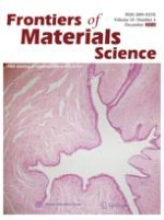 Frontiers of Materials Science 4/2016