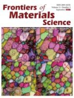 Frontiers of Materials Science 3/2017