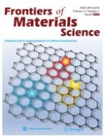 Frontiers of Materials Science 1/2018