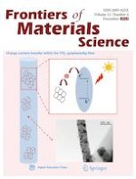 Frontiers of Materials Science 4/2018