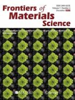 Frontiers of Materials Science 4/2013