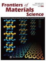 Frontiers of Materials Science 2/2015