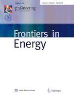 Frontiers in Energy 1/2019