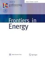 Frontiers in Energy 2/2019