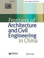 Frontiers of Structural and Civil Engineering 4/2009